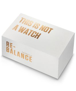 RE-BALANCE T-1 UNISEX - BLACK  large