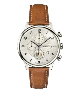 RE-BALANCE T-1 CHRONO - BROWN  large
