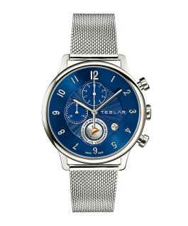 RE-BALANCE T-1 CHRONO - BLUE  large
