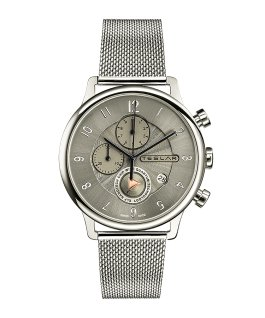 RE-BALANCE T-1 CHRONO - COOL GREY  large