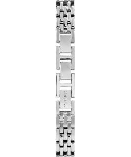 Milano Oval 24 mm con bracciale in acciaio Silver/Acciaio  large