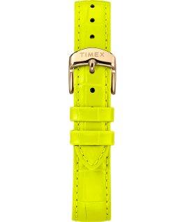 Waterbury Womens Neon Gold-Tone/Green/White large