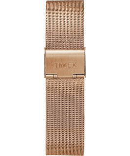 Fairfield Chronograph 41mm Mesh Band Bracelet Watch Rose-Gold-Tone/White large