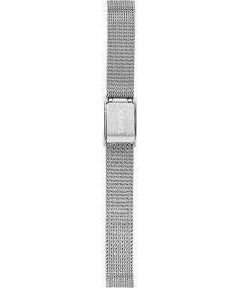 Milano Petite 24 mm con bracciale in maglia mesh Silver/Acciaio  large
