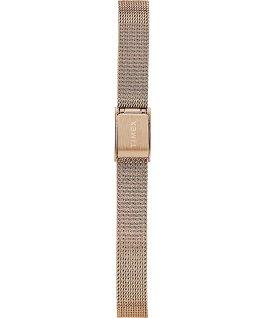 Milano Petite 24 mm con bracciale in maglia mesh Oro rosa/Silver large