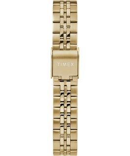 Montre digitale avec mini bracelet 27mm Doré large
