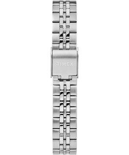 Montre digitale avec mini bracelet 27mm Argenté/Rose large