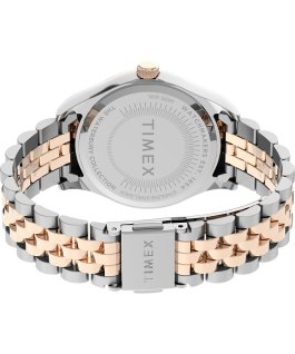 Waterbury Legacy 34mm Stainless Steel Bracelet Watch Two-Tone/Silver-Tone large