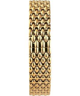 Orologio Milano 33 mm con bracciale in acciaio Dorato large
