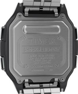 Orologio Command Urban Metal 47 mm con bracciale in acciaio Silver large