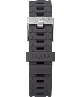 IRONMAN Essential 30 43mm Silicone Strap Watch Gray/Green/Black large