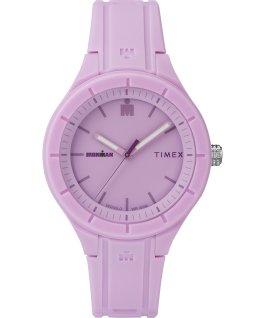 IRONMAN 38mm Silicone Strap Watch Purple large