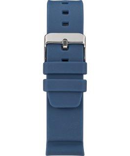 Mako DGTL 44MM Resin Strap Digital Watch Blue/Rose-Gold-Tone large