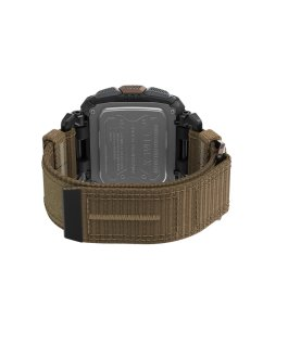 Orologio Command Shock 54 mm con cinturino Fast Wrap in tessuto  Nero/Marrone large