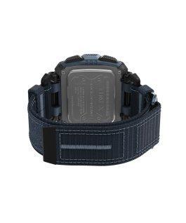 Orologio Command Shock 54 mm con cinturino Fast Wrap in tessuto  Nero/Blu large