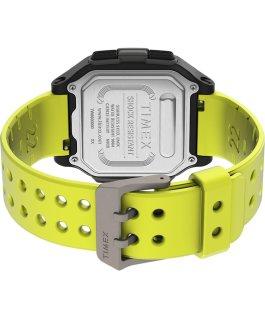 Zegarek Command Urban 47 mm z paskiem silikonowym Czarny/Zielony large
