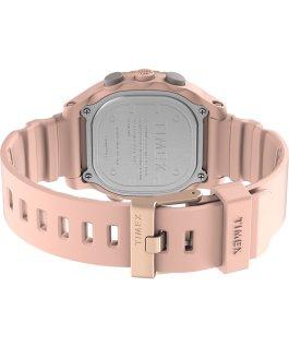 Zegarek Command LT 40 mm z paskiem silikonowym Różowy large