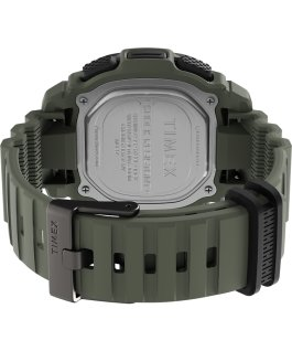 BST 47mm Silicone Strap Watch Gray/Silver-Tone large