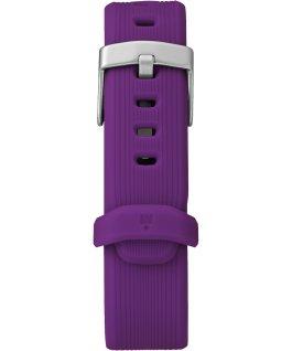 Ironman GPS Resin Replacement Strap Purple large