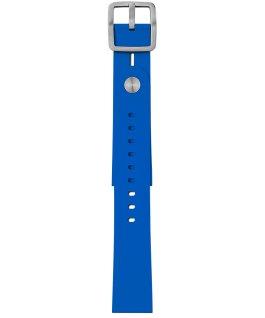 Cinturino extra Giorgio Galli S1 in morbido silicone Blue large
