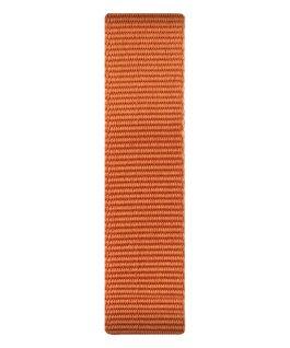 Orange Nylon Slip-thru Strap  large