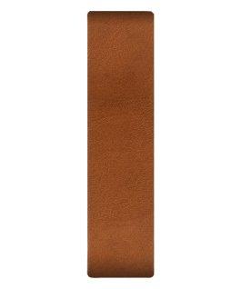 Tan Leather Slip-thru Strap  large
