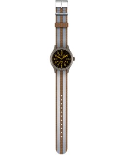 Scout 40mm Reversible Fabric Strap Watch  large