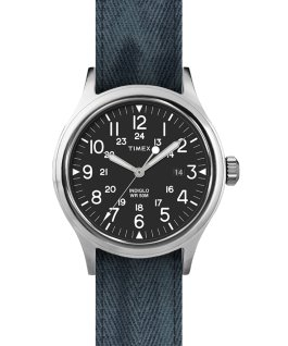 Scout Brook 40mm Twill Strap Watch  large