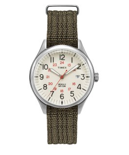 Waterbury United 38mm Fabric Strap Watch  large