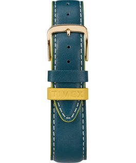 Orologio-da-donna-con-cinturino-in-pelle-Easy-Reader-Color-Pop-38-mm-in-esclusiva Dorato/Blu/Crema large
