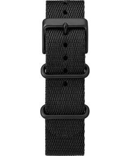 Orologio Standard Chronograph 41 mm con cinturino in tessuto Nero large