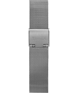 Fairfield 37mm Mesh Stainless Steel Watch Chrome/Stainless-Steel/Blue large