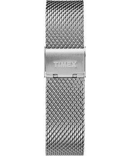 Zegarek Fairfield 41 mm Mesh ze stali nierdzewnej Srebrny/Stalowa/Niebieski large