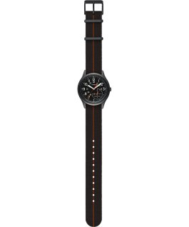 iQ+ Move 41mm Elastic Fabric Strap Black large