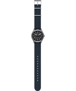 MK1 40mm Fabric Strap Watch Blue large