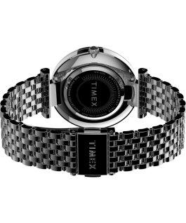 Zegarek Parisienne 35 mm ze stalową bransoletą Srebrny/Perłowy large
