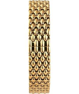 Milano mit Armband aus Edelstahl, 33 mm Goldfarben large