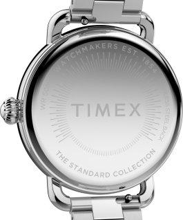 Orologio Standard 34 mm con bracciale in acciaio Silver large