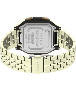 Command Urban Metal 47mm Stainless Steel Bracelet Watch Gold-Tone large