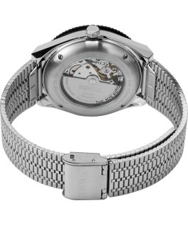 M79 Automatic 40mm Stainless Steel Bracelet Watch Stainless-Steel/Black/Black large