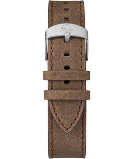 Expedition Ranger 43mm, bracelet en cuir placage ionique/havane/noir