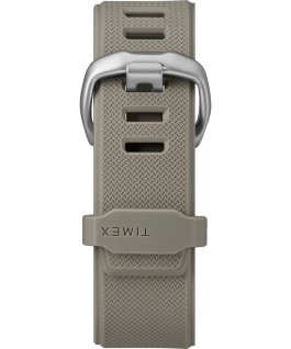 Command Shock 54mm, grande, bracelet en résine gris