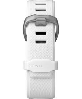 Command Shock 54mm, grande, bracelet en résine blanc/noir