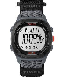 Ironman Transit 40mm Full Size Fast Wrap Watch Black large