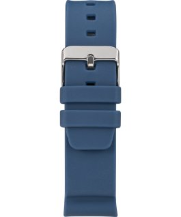 Mako DGTL 44MM Resin Strap Digital Watch Blue/Rose-Gold-Tone large