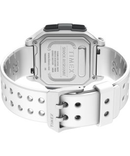 Orologio Command Urban 47 mm con cinturino in resina White large