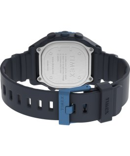 Montre Command LT 40 mm Bracelet en silicone Bleu large