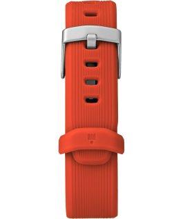 Grand bracelet de remplacement en résine Ironman GPS orange