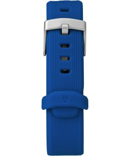 Ironman GPS Resin Replacement Strap Blue large