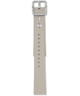 Giorgio Galli S1 Soft Silicone Accessory Strap Tan large
